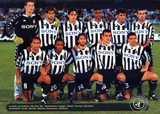 Juventus vincente intertoto